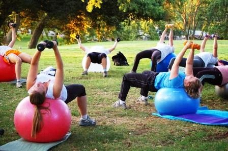 Boot Camp Fitness Exercises Boot Camps Grow in Popularity