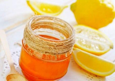 Drinking Lemon Juice And Honey For Acne