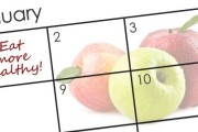 calendor-for-new-year-resolution